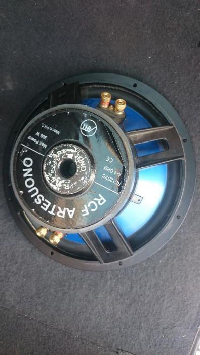 Difuzor RCF ARTESUONO RC12DVC 2x4ohmi 300W