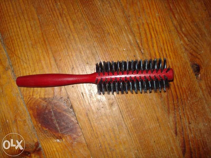 четка за коса дървена