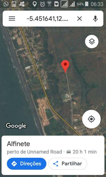Vendo Terreno em Cabinda -Futila