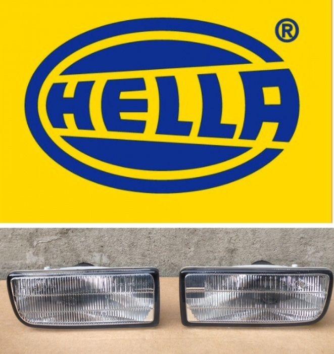 Халогени за БМВ Е36 за предна М техник броня оригинални Хела BMW HELLA