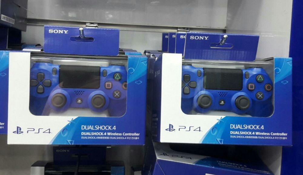 Joystick PS4