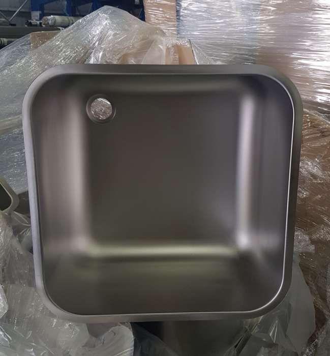 Cuva inox 400x400x300mm