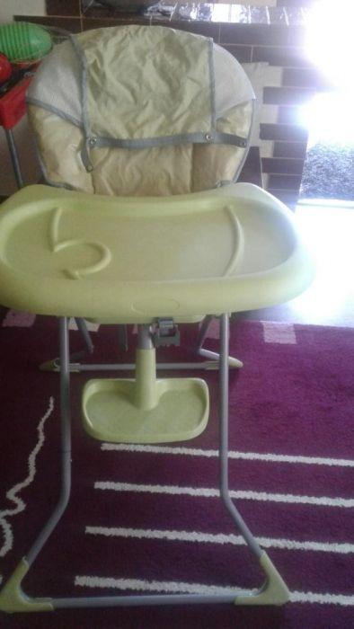 scaun masă copil