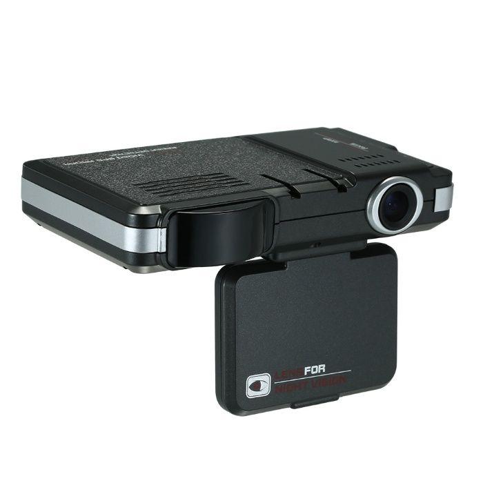 Camera auto DVR cu Detector radar incorporat