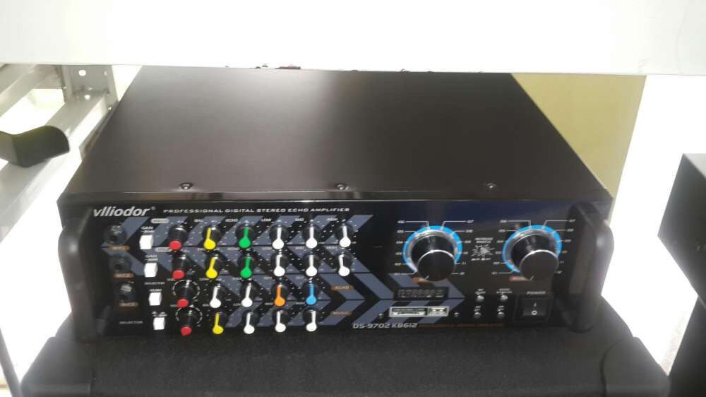 Amplificador a venda