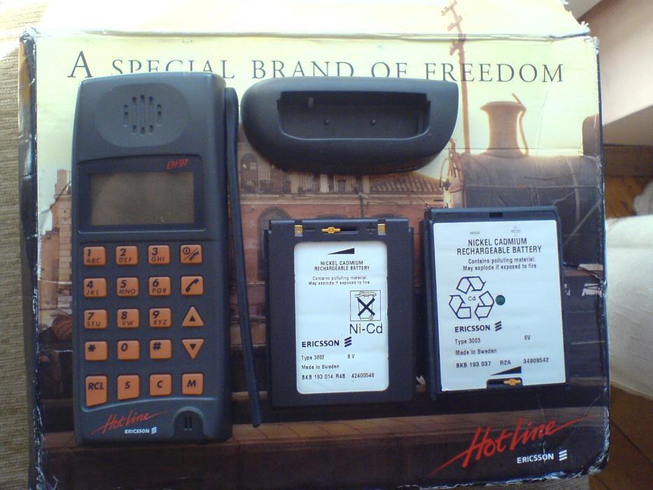 Ericsson EH97 - мобифон