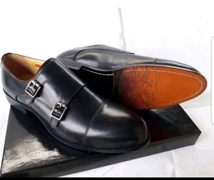 Sapato Genuíno.