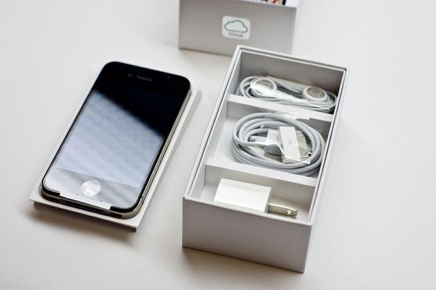 IPhone 4s | novo