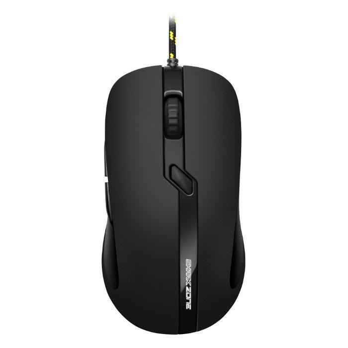 Мишка Лазерна USB SHARKOON - SHARK Zone M52 SH0041 -8200dpi 8 btn Led