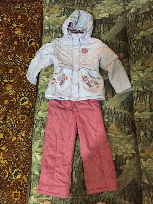 Детская куртка со штанами