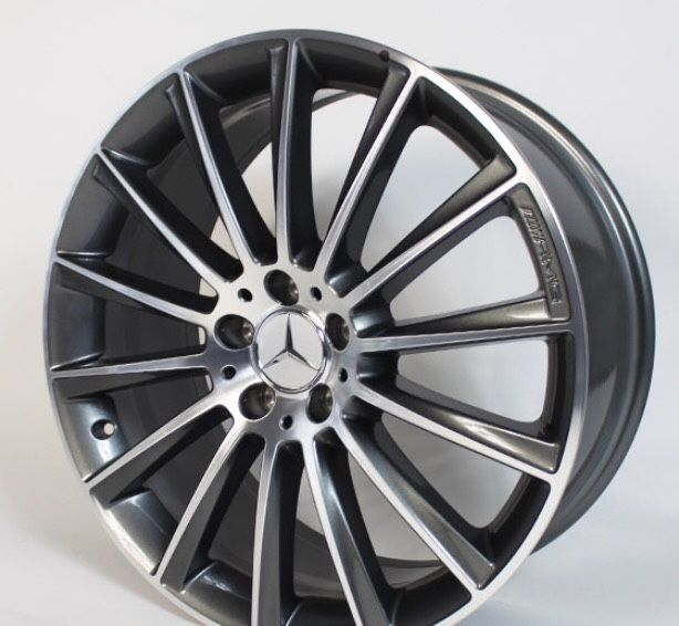 Джанти 19 мерцедес С63 АМГ спорт пакет Mercedes S63 AMG 17 Ц Е С СЛ