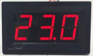 Termometru Digital, De Panou, 12V C.C.