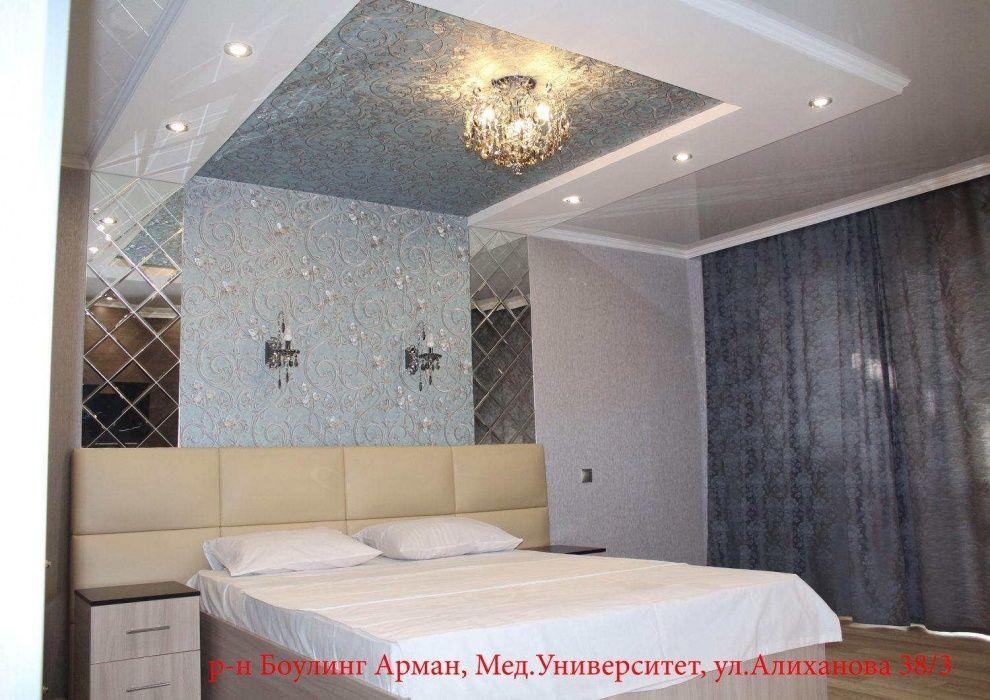 Почасово/Посуточно по Алихановвава, красивая квартира, свежий ремонт.W