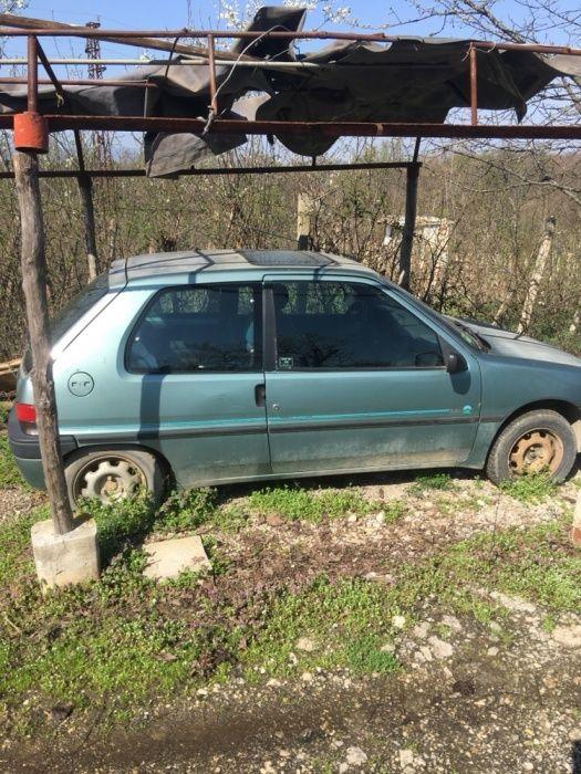 Пежо 106, Peugeot 106, на части
