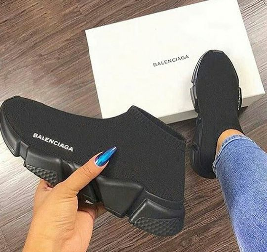 Balenciaga Full Black