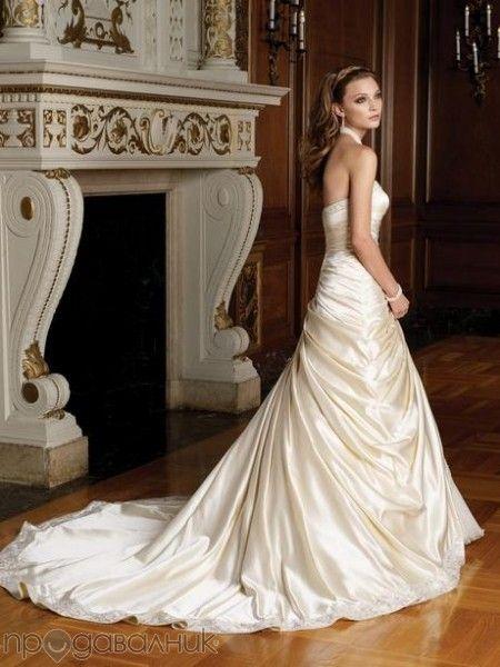 Дизайнерска булчинска рокля - Sophia Tolli Zarah