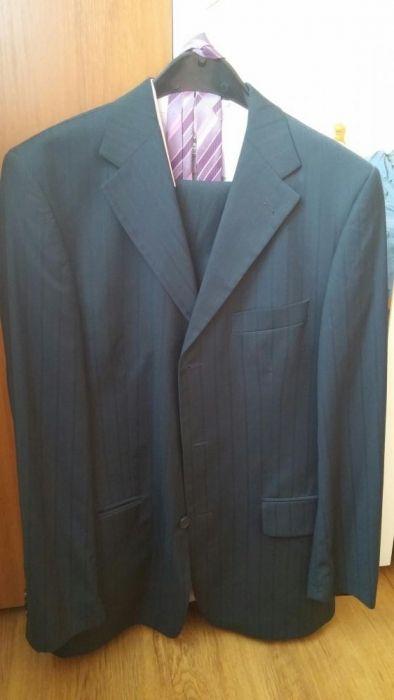 Тъмно син костюм Теодор 46 номер