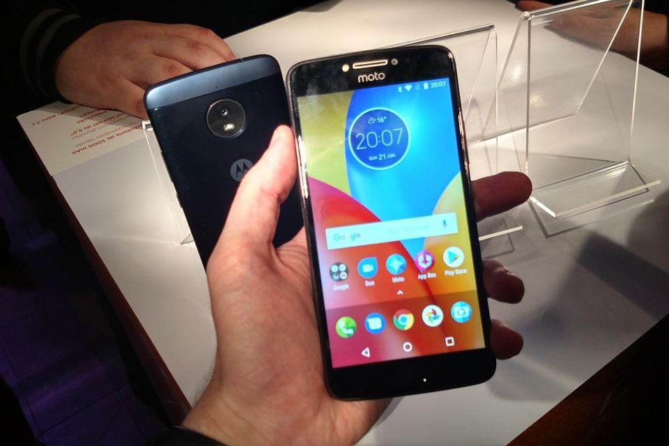 Motorola E4 2018