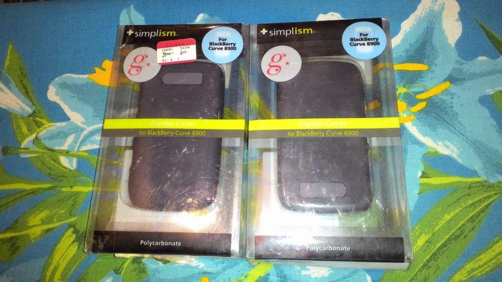 Чехлы для BlackBerry Curve 8900