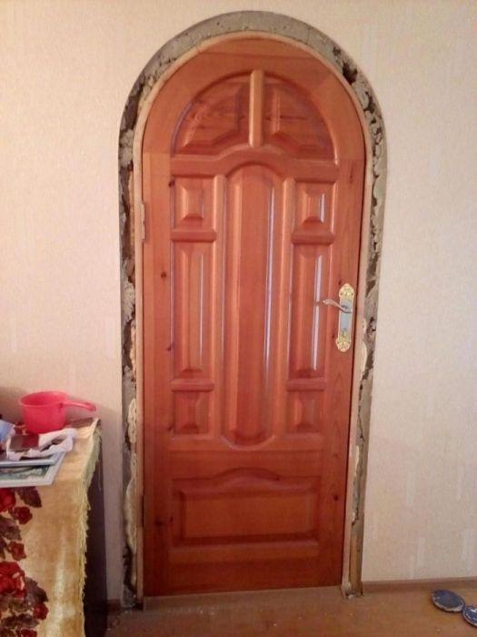 Продам дверь арочная