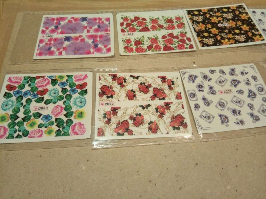 Stickere decorative,diverse modele.