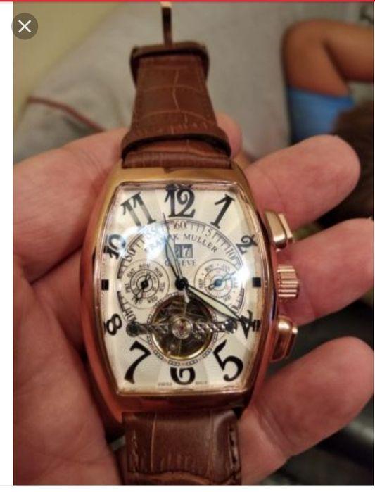 Relógio Frank muller
