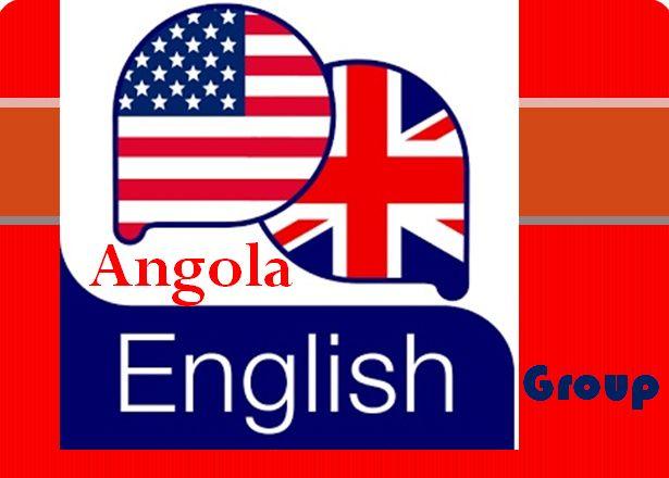 Grupo de Conversão de Inglês em Angola