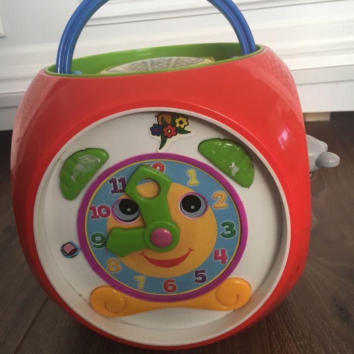 Jucărie multifuncționala bebe deștept impecabila