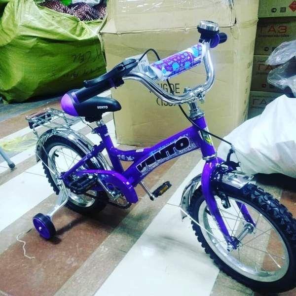 Велосипед vento 14