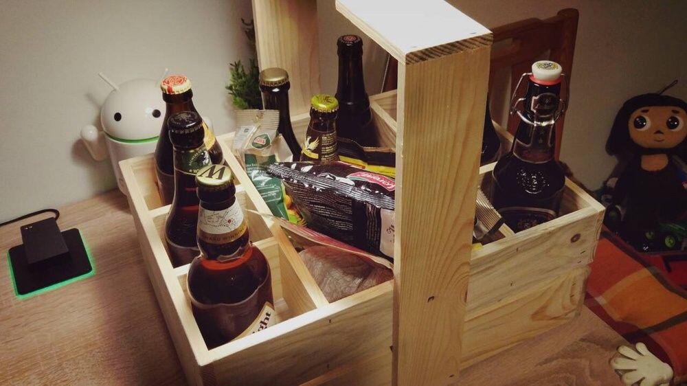 Щайга/кошница за бира и ...