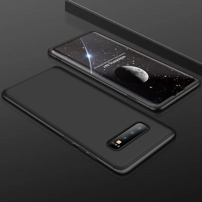 Кейс 360° градуса мат за Samsung Galaxy S10 / S10e / S10+ + протектор