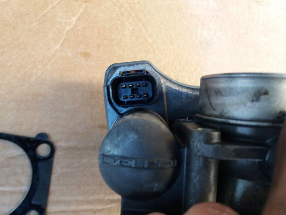 Clapeta pedala acceleratie bobina egr opel z16xe vectra astra zafira Targu Neamt - imagine 7