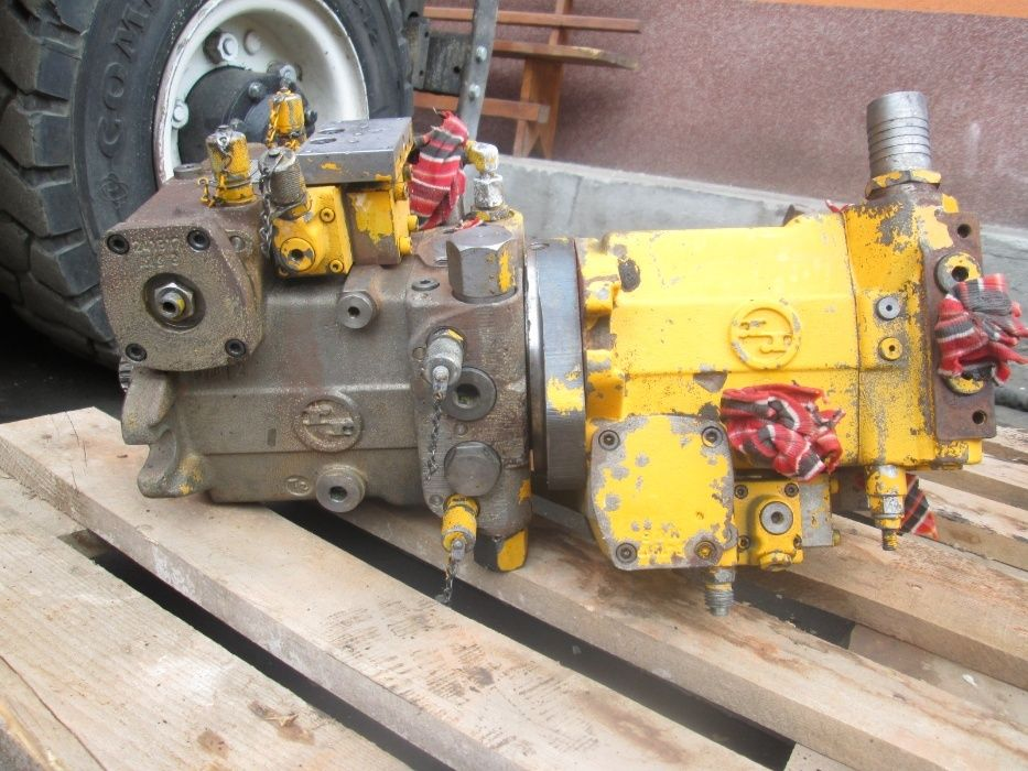 Pompa Hydromatik A4VG40ESD1 Brasov - imagine 3