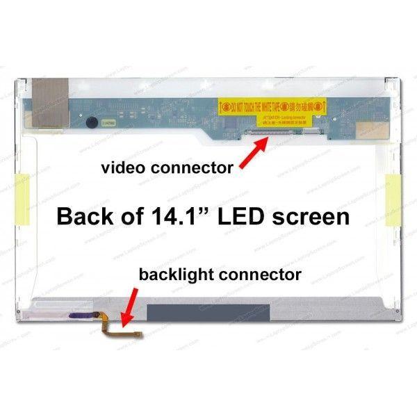 display - ecran laptop dell inspiron 630m model ltn141w1-l01 diagonal