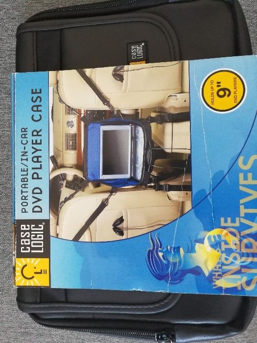 Suport DVD masina CASE LOGIC