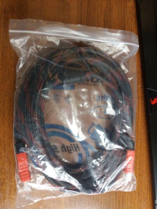 HDMi кабель 3м оригинал (новый)