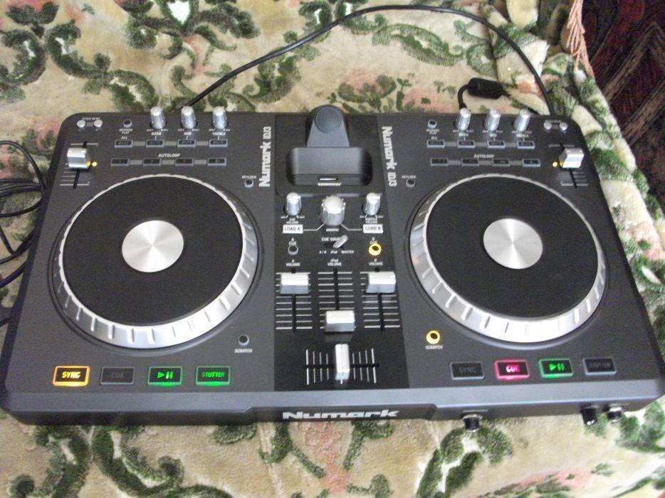 Consola DJ Numark iDJ3 - noua