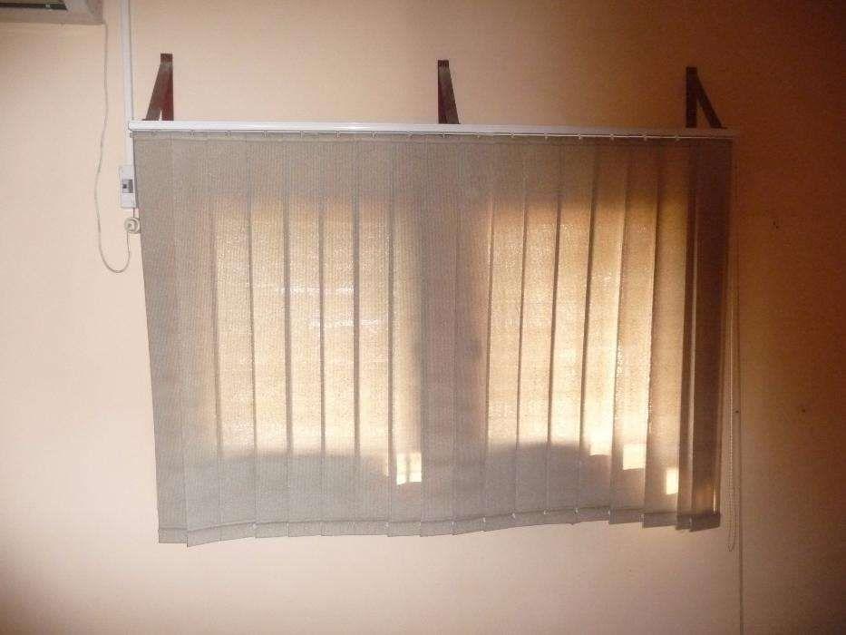 Curtinas de varias medidas