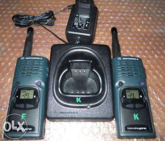 Statii emisie receptie Motorola HandiePro euro 446 Type PG531EA !