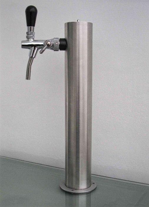 Колона с кран за наливна бира
