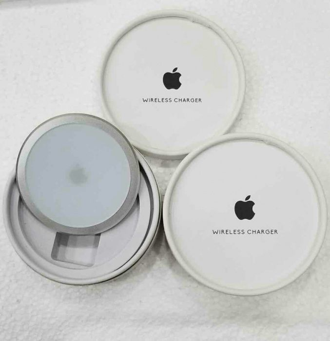 Carregadores wireless Apple