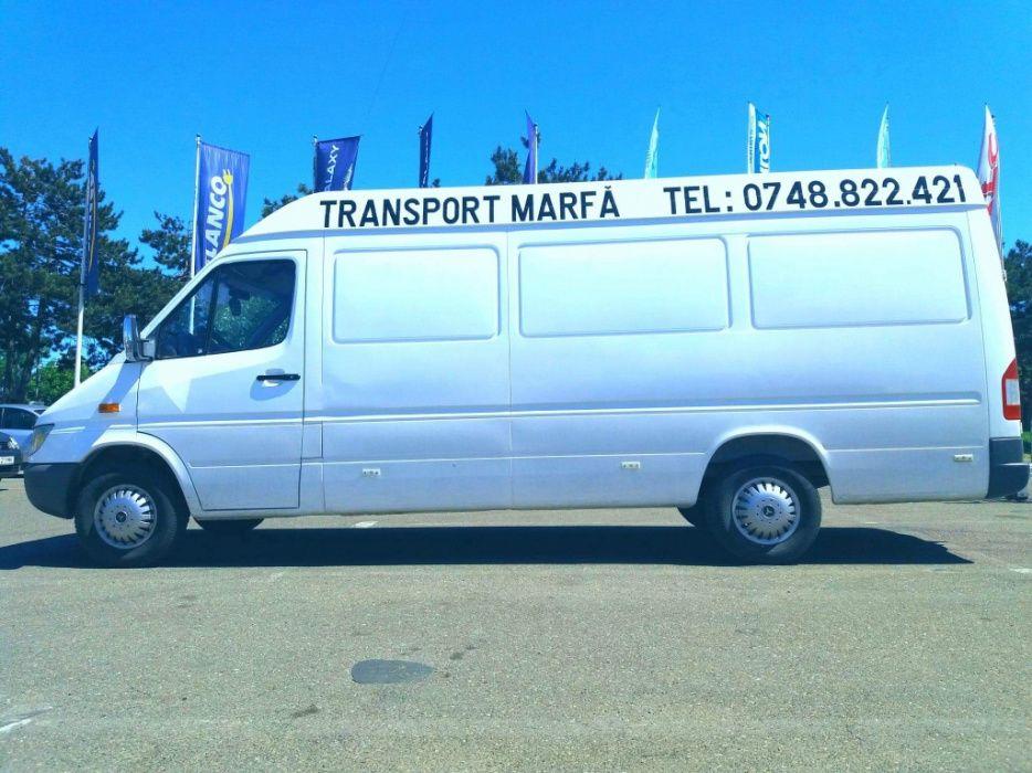 Transport marfă Suceava 3.5 t