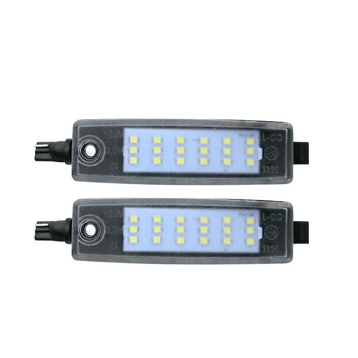 Lampi numar LED pentru LEXUS RX300 MCU1 / MCU15 , set 2 buc.