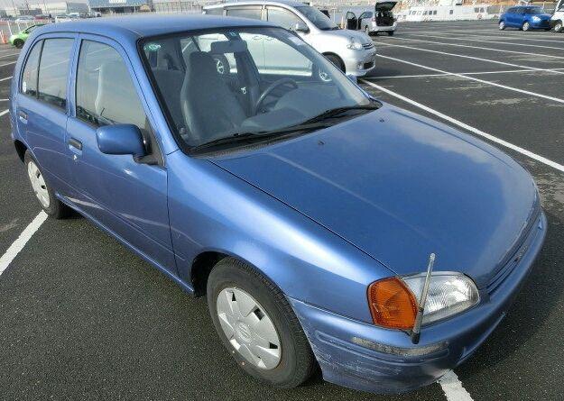 Vende-se Toyota Starlet