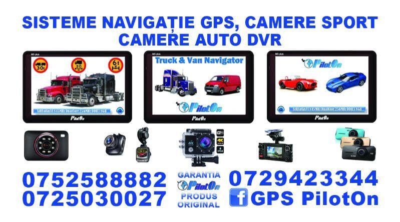 PilotOn A11S Pro - GPS TIR/Camion, auto - full EUROPA 2018, WiFi, TMC Bucuresti - imagine 7