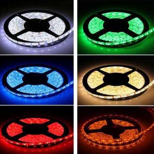 LED Лента (светодиоди) 12V 5м 300бр ЛЕД
