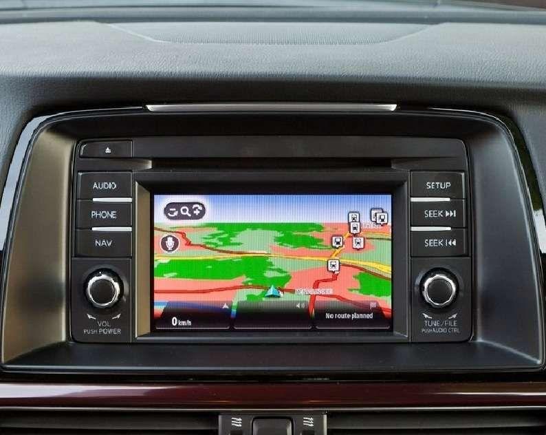 Mazda 6 CX-5 CX-9 update SD CARD harta NAVIGATIE NB1 TomTom Europa