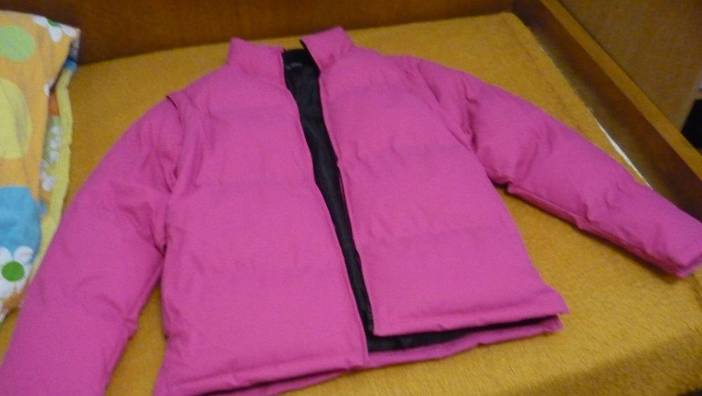 geaca dama roz