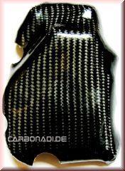 Yamaha R6 1999-2002 set 3 piese protectii motor carbon kevlar