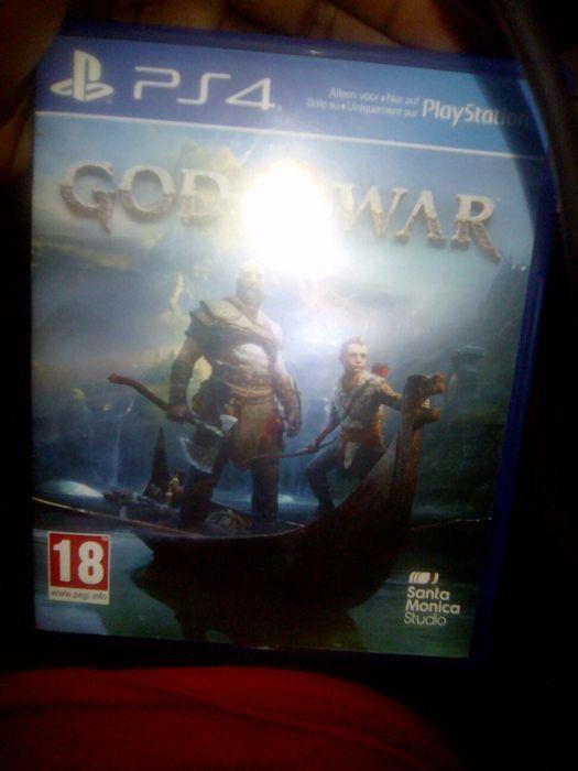 God of War 5 quero trocar com quaisquer jogos recentes para PS4